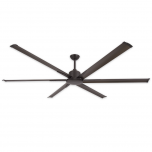 "Titan II 84"" Ceiling Fan by TroposAir - Oil Rubbed Bronze"