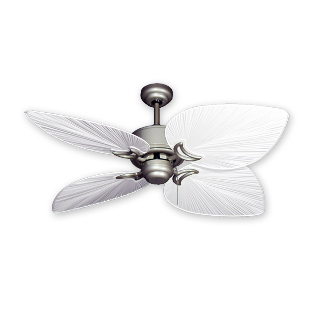 Gulf Coast 50 Bombay Palm Tropical Ceiling Fan Indoor Outdoor Palmfanstore Com