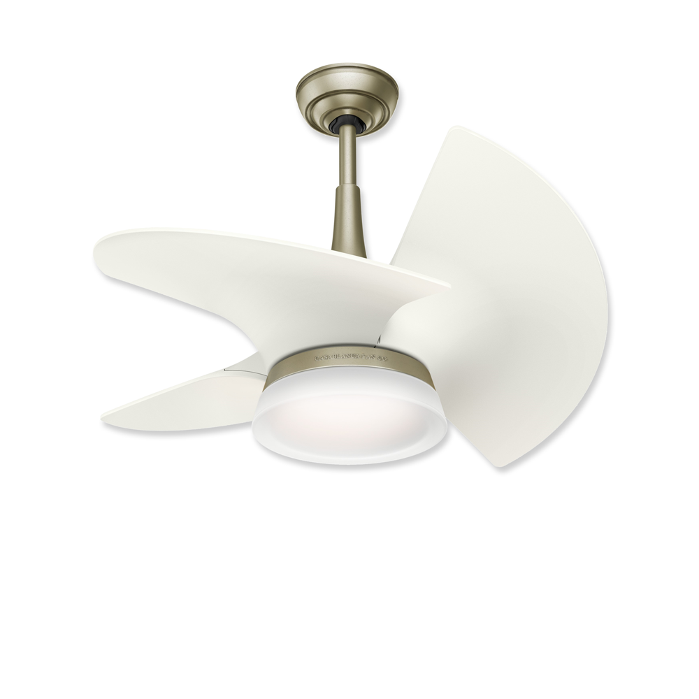 Casablanca Orchid 30 Led Outdoor Ceiling Fan