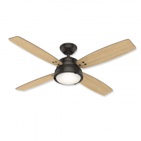 "Hunter Wingate 52"" LED Ceiling Fan"