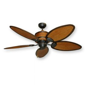 Cane Isle Ceiling Fan by Gulf Coast