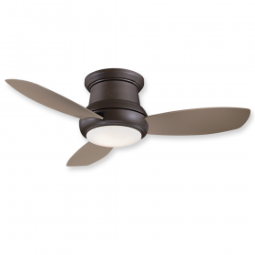 "Minka Aire Concept II F518L-ORB - LED - 44"" Ceiling Fan Oil Rubbed Bronze"