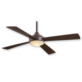 "Minka Aire Aluma F521-ORB - LED - 52"" Ceiling Fan Oil Rubbed Bronze"