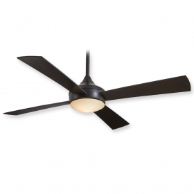 "Minka Aire Aluma Wet F523-ORB - LED - 52"" Ceiling Fan Oil Rubbed Bronze"