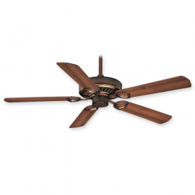 "Minka Aire Ultra-Max F588-SP-BCW - 54"" Ceiling Fan Belcaro Walnut"