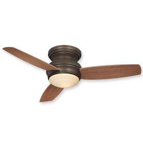 "Minka Aire Traditional Concept F593L-ORB - 44"" LED Ceiling Fan Oil Rubbed Bronze"
