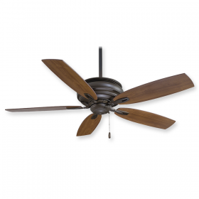 "Minka Aire Timeless F614-ORB - 54"" Ceiling Fan Oil Rubbed Bronze"