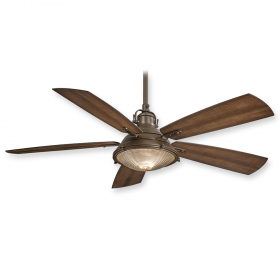 "Minka Aire Groton F681-ORB - 56"" Ceiling Fan Oil Rubbed Bronze"