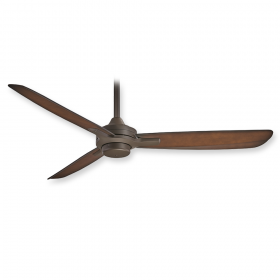 "Minka Aire Rudolph F727-ORB - 52"" Ceiling Fan Oil Rubbed Bronze"