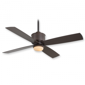 "Minka Aire Strata F734-ORB - 52"" Ceiling Fan Oil Rubbed Bronze"