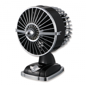 Fanimation Urbanjet Jr Mysterious Black Finish with Black Blades