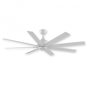 "Fanimation Levon Custom Damp - MAD7912B-BPW7912 - 64"" Outdoor Ceiling Fan"