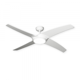 "56"" Starfire Ceiling Fan - Pure White"