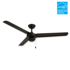"56"" Tornado Ceiling Fan - Oil Rubbed Bronze"